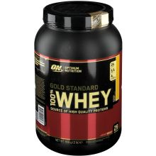 Optimum Nutrition 100 % Whey Gold Standard, Ban...